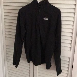 Fleece quarter-zip